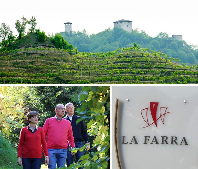 Portrait du domaine La Farra