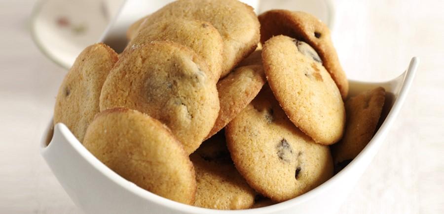 Recette du biscuit italien zaletti