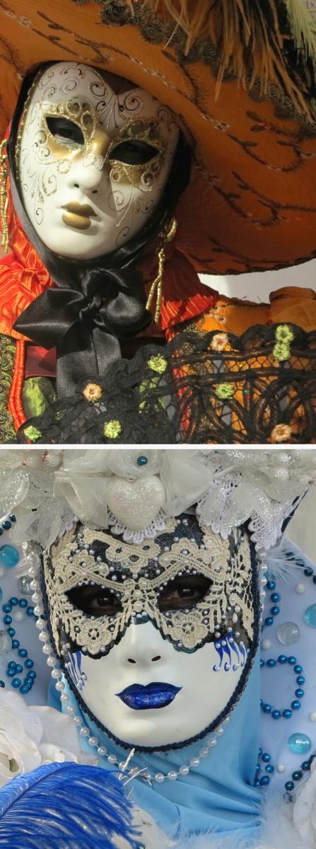 costumes et masques véniteins