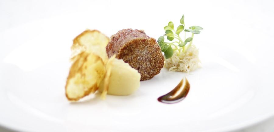 recette italienne croquette de muset