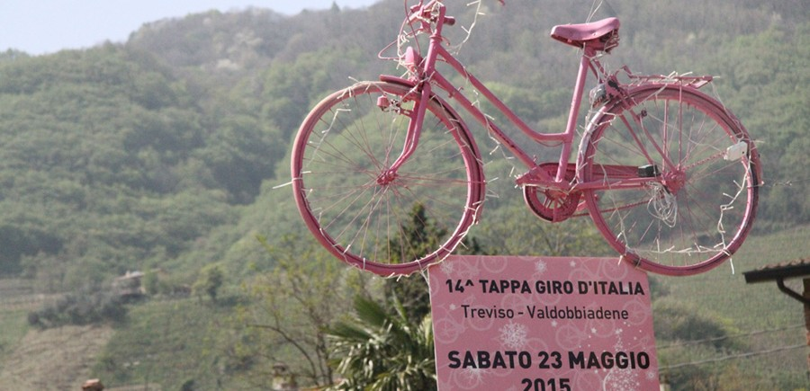 Course Vélo Giro Conegliano Valdobbiadene