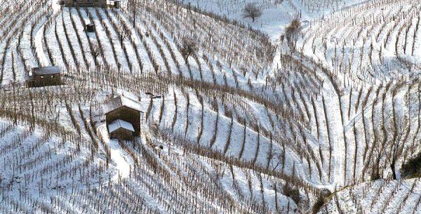 l'hiver au pays du prosecco